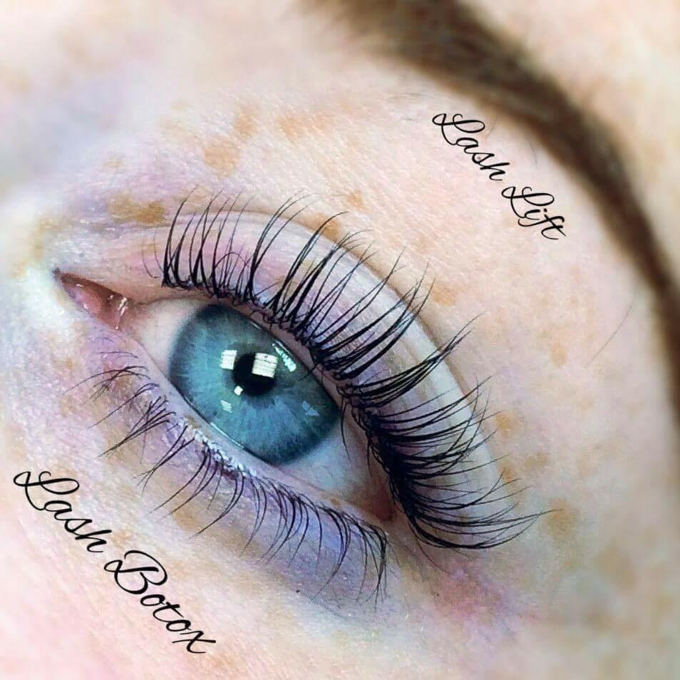 Lash Lift and Lash Botox Training - Image Skillnet